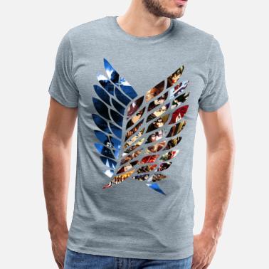 Picking a men's shirt